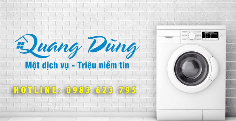 dịch vụ sửa chữa máy giặt electrolux quang dũng