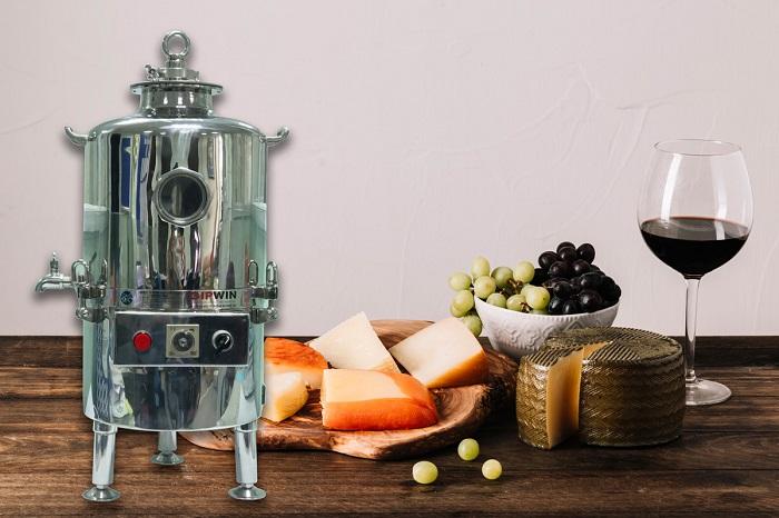 máy khử độc rượu gipwin 20 lit