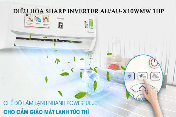 sharp-inverter